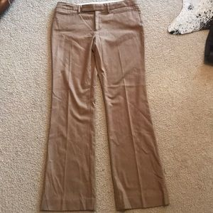 Great work pants from Gap. Boot cut!